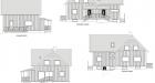 Tilbygg 130 kvm - Arkitekttegning